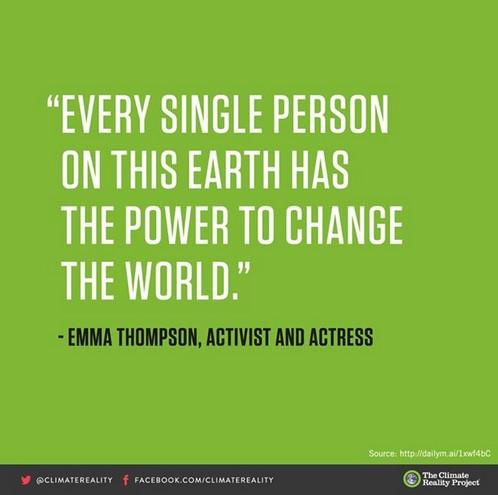 Emma Thompson Actress & Climate Activist